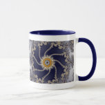 Reef Fractal - Fractal Mug