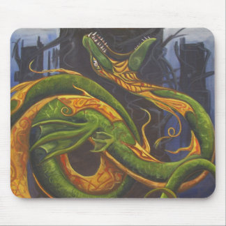 Reef Guardian (painting by Chris Howell) Mouse Pads