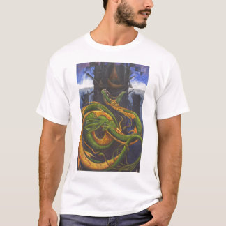 Reef_Guardian-tshirt (painting by Chris Howell) T-Shirt