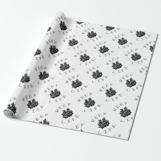 Reef Life Wrapping Paper