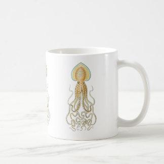 Reef Octopus Coffee Mug