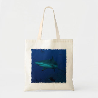 Reef Shark on the Great Barrier Reef Tote Bag