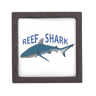 REEF SHARK PREMIUM TRINKET BOX