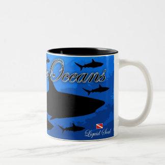 Reef Shark - Save Our Oceans Coffee Mug