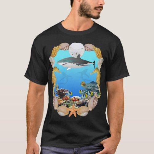 Reef Shark T_Shirt