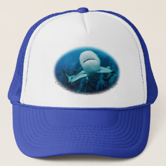 Reef Shark Truckers Hat