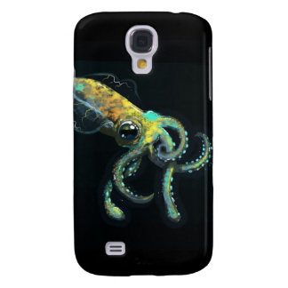 Reef Squid in Technicolor Samsung Galaxy S4 Case