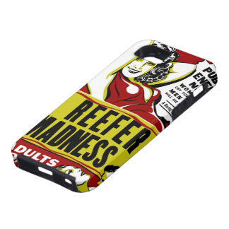 Reefer Madness iPhone 5 Covers