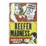 """'Reefer Madness"""" IPad Case"""