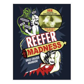 Reefer Madness Postcard