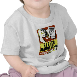 """Reefer Madness"" T Shirt"