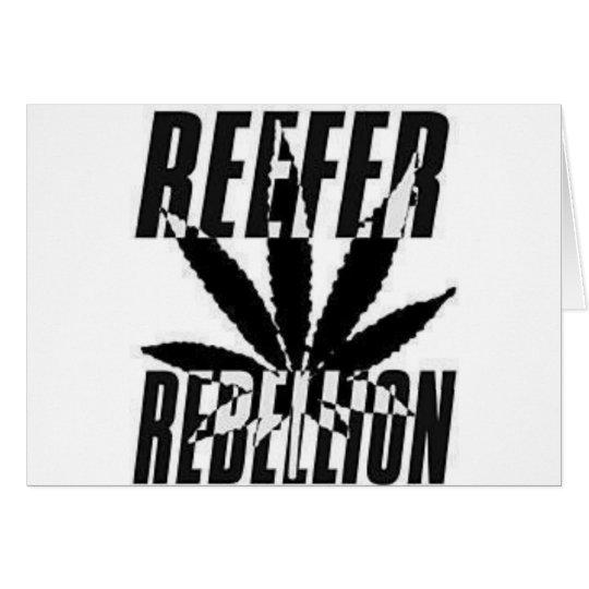 Reefer Rebellion Card
