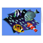 Reefers Greeting Card