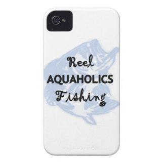 Reel Aquaholics Fishing Case-Mate iPhone 4 Case