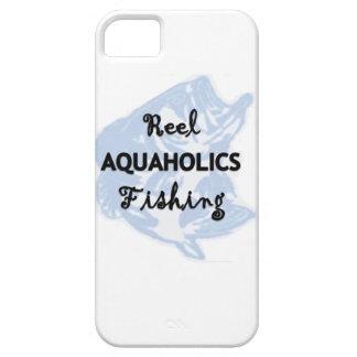 Reel Aquaholics Fishing iPhone SE/5/5s Case