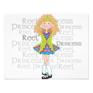 Reel Blonde Custom Invites