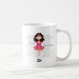 Reel Brunette Mug