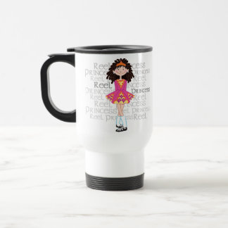 Reel Brunette Travel Mug