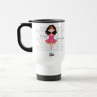 Reel Brunette Travel Mug