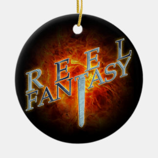 Reel Fantasy Starter Ornament