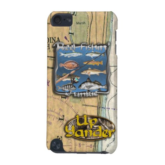 Reel Fishin' Junkie iPod Case