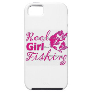 Reel Girl Fishing Phone Case