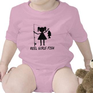 REEL GIRLS FISH T-SHIRT