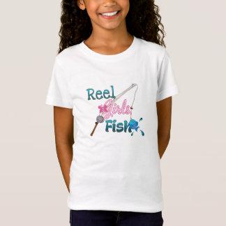 Reel Girls Fish T-shirts