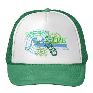 Reel Life in Blue Trucker Hat