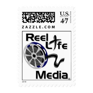 Reel Life Media Postage