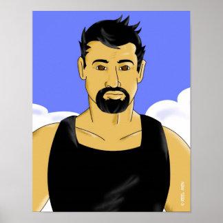 Reel Men: Faustino Poster