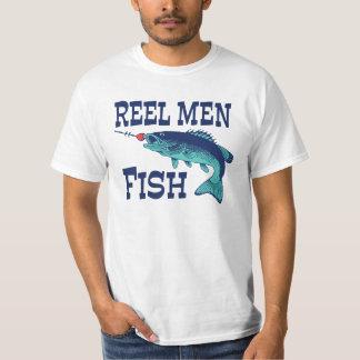 Reel Men Fish Shirt