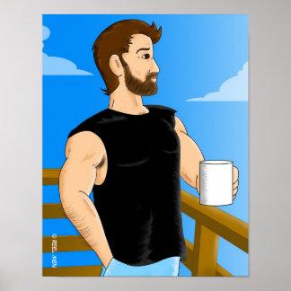 Reel Men: Jake Poster