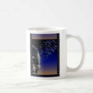 Reel Classic White Coffee Mug