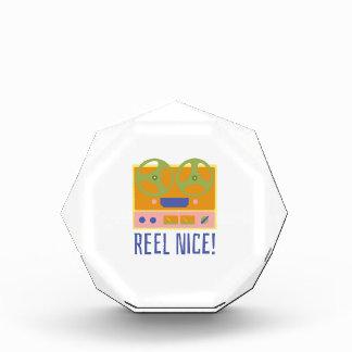 Reel Nice Acrylic Award