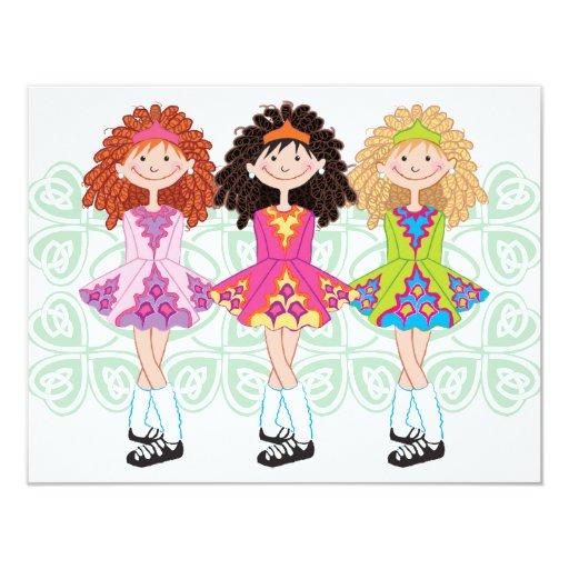 Reel Princesses 4.25x5.5 Paper Invitation Card
