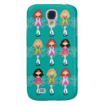 Reel Princesses iPhone 3G case Galaxy S4 Cover