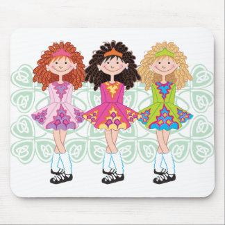 Reel Princesses Mouse Pad