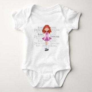 Reel Redhead Infant Creeper