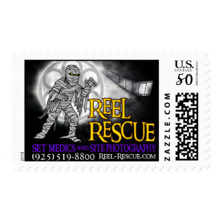 Reel Rescue Stamp/Mist. Postage