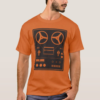 reel tape recorder T-Shirt