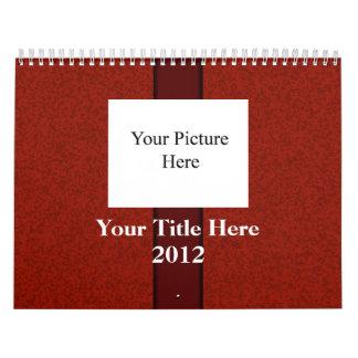 Reel Toons: Your 2012 Calendar