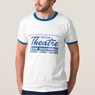 Reel Treat Drive-In T-Shirt