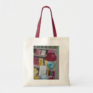 REELBOOKS FONTAINEBLEAU FRANCE TOTE BAGS
