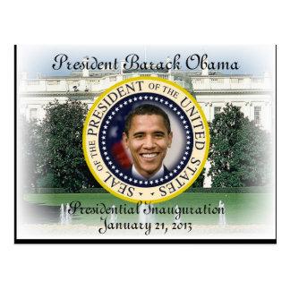Reelección 2012 de presidente Obama Postales