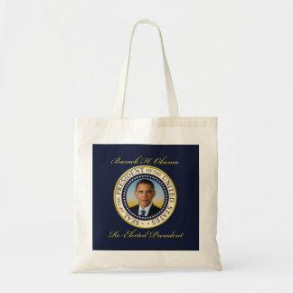 Reelección conmemorativa de presidente Barack Obam Bolsa Tela Barata