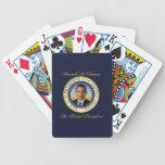 Reelección conmemorativa de presidente Barack Obam Cartas De Juego