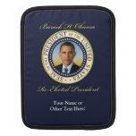 Reelección conmemorativa de presidente Barack Obam Manga De iPad