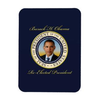 Reelección conmemorativa de presidente Barack Obam Iman De Vinilo