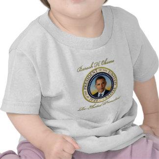 Reelección conmemorativa de presidente Barack Camisetas